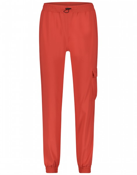 Jane Lushka - Pants Heats, Red