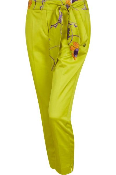 SportAlm - Hose Gelb Floral