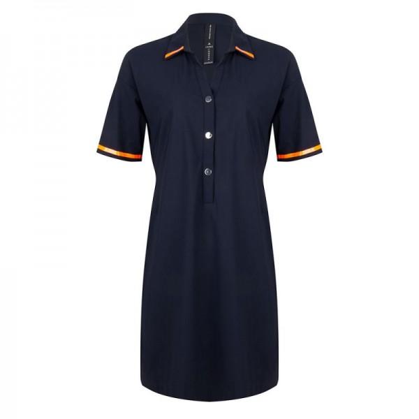 Jane Lushka - Shirt Dress Nelly Blau