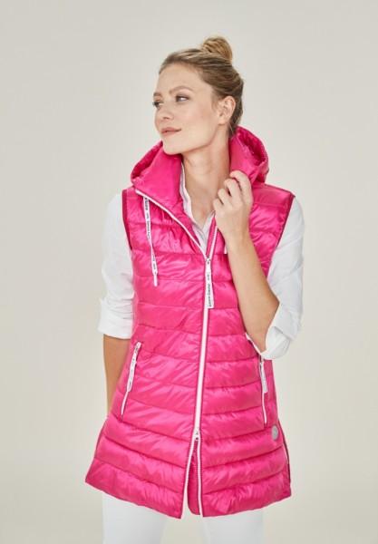 Green Goose - Steppweste, Pink