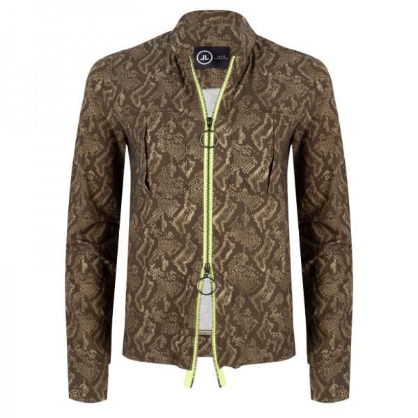Jane Lushka - Jacke Wendy Jacket Snake Army