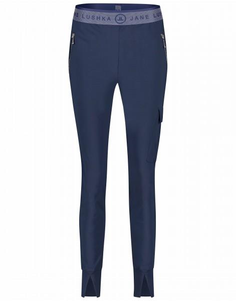 Jane Lushka - Pants Eliza, Jeans Blue