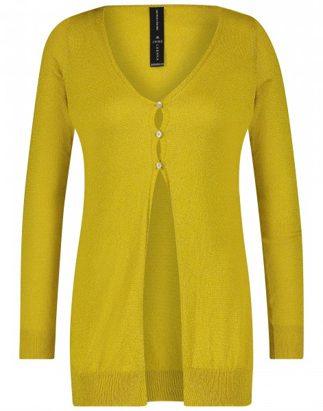 Jane Lushka - Vest Dojan, Yellow