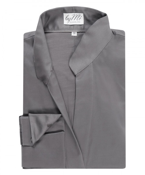 byMi - Bluse Bellinzona, Taupe