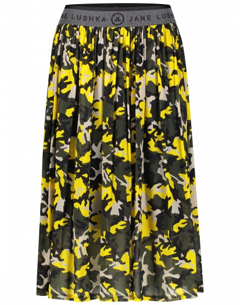Jane Lushka - Skirt Eden, Army