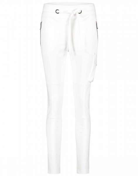 Jane Lushka - Pants Nicky, White