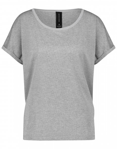 Jane Lushka - T-Shirt Hope, Silver
