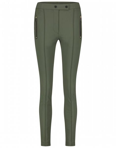Jane Lushka - Pants Kaya Long, Army