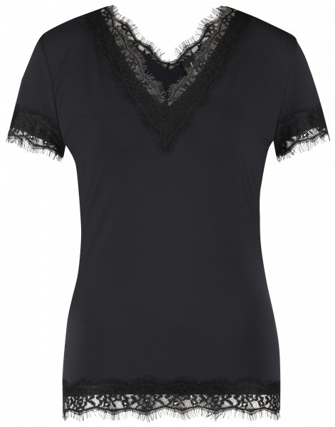 Jane Lushka - T-Shirt Mia, Black