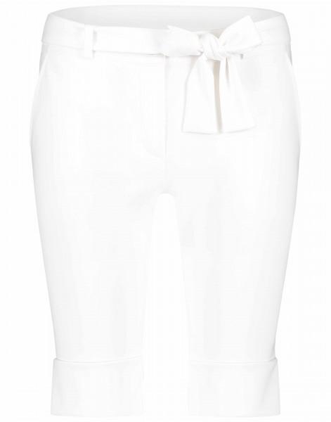 Jane Lushka - Pants Lulu, White